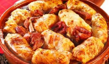 Голубцы по-румынски: пошаговый рецепт