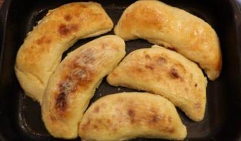 Грузинские пирожки - простой и вкусный рецепт!