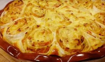 Рецепт капусты запеченной в духовке