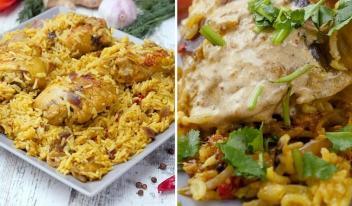 Индийский плов Бирьяни: вкусный рецепт