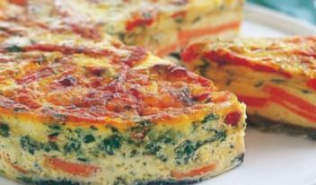 Итальянская фриттата: пошаговый рецепт