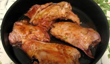 Изумительная курица по-адыгейски: пошаговый рецепт