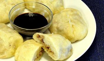 Как приготовить Пигоди (Погёдя) или корейские манты на пару