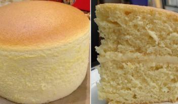 Как приготовить пышный и вкусный бисквит