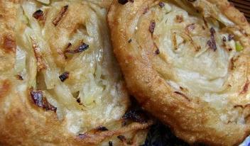 Как приготовить знаменитые узбекские лепешки Катлама с луком