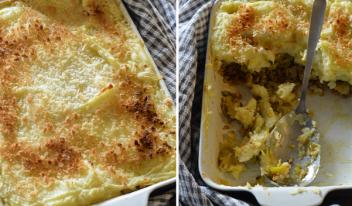 Как вкусно приготовить лук порей: вкусная запеканка на ужин!