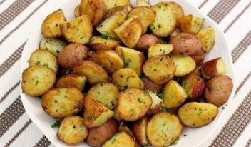 Картофель в духовке, запеченный по-мексикански!