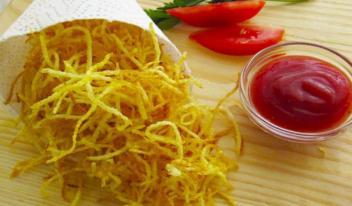 Хрустящий и вкусный картофель «Пай»: пошаговый рецепт