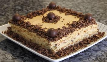 Киевский торт по особому рецепту!