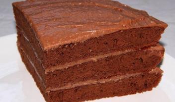 Классический оригинальный рецепт шоколадного торта Прага
