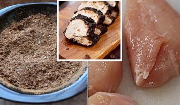 Куриное филе в маринаде: пошаговый рецепт
