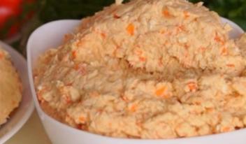 Куриный паштет с плавленым сыром: забудьте о колбасе навсегда!