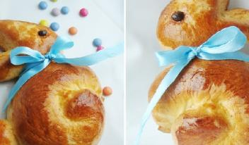 Милейшие «пасхальные зайчики»: булочки для праздничного стола