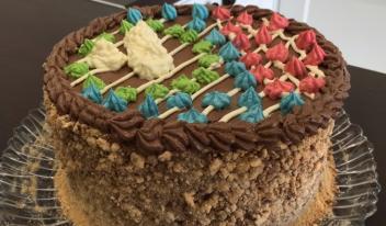 Настоящий «Киевский Торт»: пошаговый рецепт
