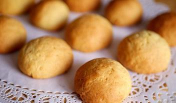 Необычайно вкусное печенье на вареных желтках