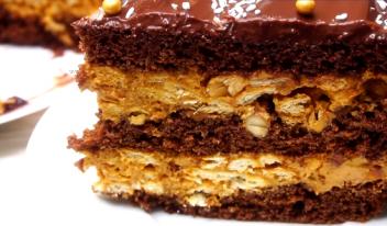 Невероятно Вкусный и Быстрый Торт «Сникерс» | SNICKERS