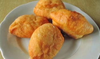 Очаровательные мягкие и воздушные пирожки с повидлом пошаговый рецепт