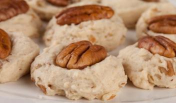 Рецепт орехового печенья в домашних условиях