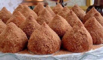 Печенье «Трюфель»: пошаговый рецепт