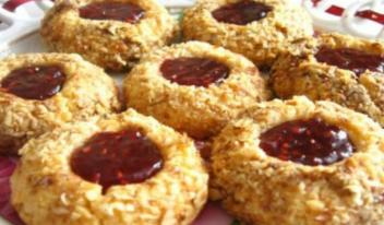 Песочное печенье «Наперсток»: пошаговый рецепт
