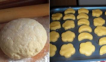 Песочное тесто со сметаной пошаговый рецепт