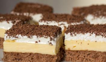 Пирожное «ложное» мороженое – вкус божественный!