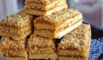 Пирожное «Песочное»: пошаговый рецепт