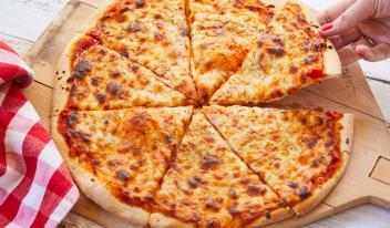 Пицца на молоке