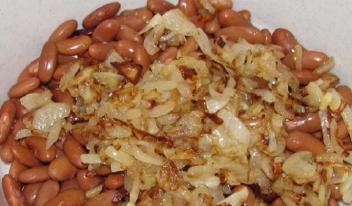 Салат с консервированной фасолью: рецепт с фото