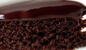 Постный шоколадный манник: пошаговый рецепт