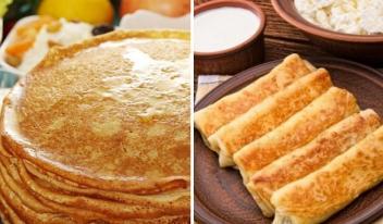 Рецепт аппетитных творожных блинчиков на завтрак