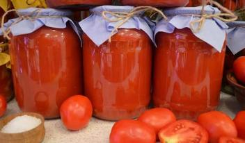 Рецепт домашнего томатного сока. Такой вкусный томатный сок вы еще не пробовали!