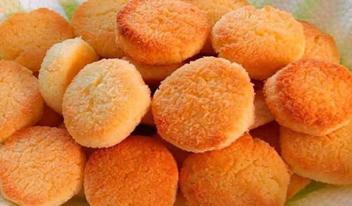 Рецепт приготовления вкусного простого печенья на сковороде