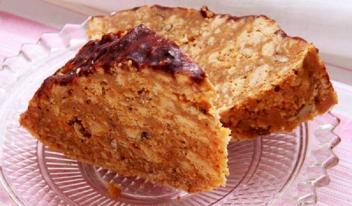 Рецепт торта Муравейник с грецкими орехами и сгущённым молоком