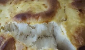 Рецепт турецкого домашнего заливного хлеба Дизмана. Тесто как пух!