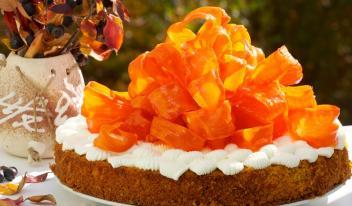 Рецепт вкусного морковного торта в домашних условиях