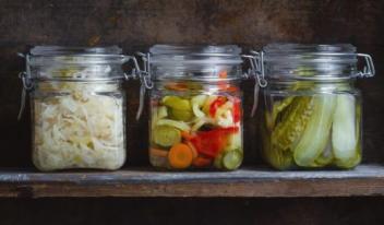 Рецепты фантастических ферментированных овощей от доктора Мерколы