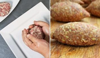 Рецепты кюфты