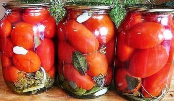 Как приготовить сахарные помидоры  в домашних условиях