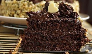 Самый вкусный шоколадный торт: простой рецепт!
