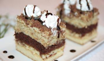 Шомлойская галушка (Somlói galuska) - вкуснейший венгерский десерт!
