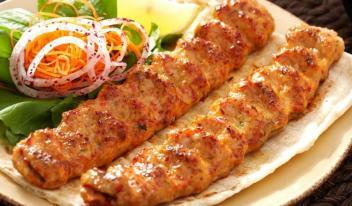 Сочный люля кебаб из курицы: пошаговый рецепт