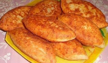 Сырные лепешки за 10 минут!