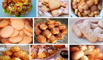ТОП-10 Рецептов домашнего печенья