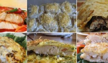 ТОП-5: выбери идеальный рецепт запеченной рыбы!