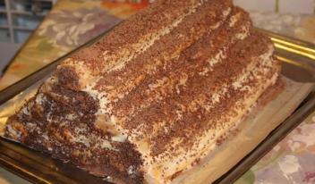 Торт «Монастырская изба»: эксклюзивный рецепт