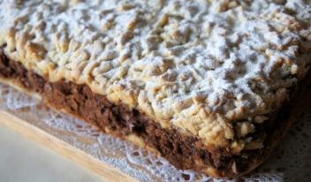 Торт «Пляцек»