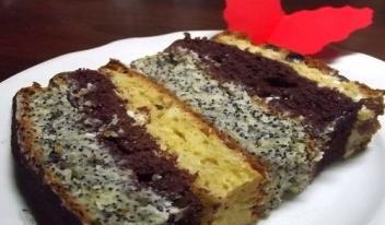 Творожно-шоколадный торт «Три желания»