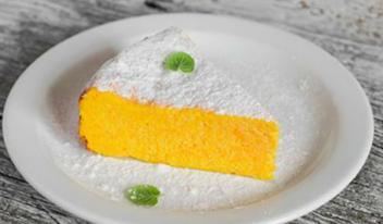Тыквенный пирог с манкой: пошаговый рецепт
