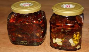 Вкуснейшие вяленые помидоры (томаты) в домашних условиях. Готовим в духовке!